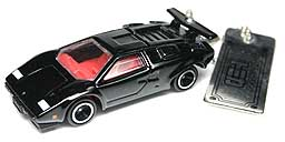 AMUSEMENT TOMICA Lamborghini Countach LP500S 001-01