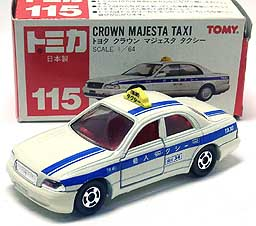 115 TOYOTA CROWN MAJESTA TAXI 001-01