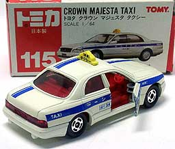 115 TOYOTA CROWN MAJESTA TAXI 001-03