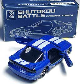 SHUTOKOU BATTLE ORIGINAL TOMICA 03