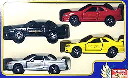 TOMICA 30th SKYLINE SET 001-02
