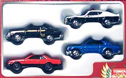 TOMICA 30th SKYLINE SET 002-02