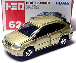 062 TOYOTA HARRIER 001-01