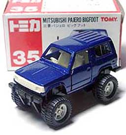 35 MITSUBISHI PAJERO BIGFOOT 001-01