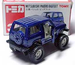 35 MITSUBISHI PAJERO BIGFOOT 001-03
