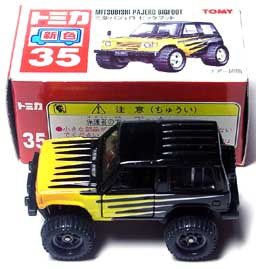 35 MITSUBISHI PAJERO BIGFOOT 002-02