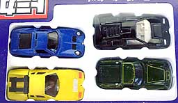 SUPER CAR SET 001-02