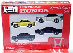 HONDA SPORTS CARS SET 001-01