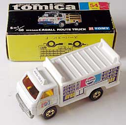 TOMICA 054 NISSAN CABALL ROUTE TRUCK 001-01.JPG